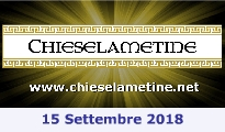 Progetto Chieselametine